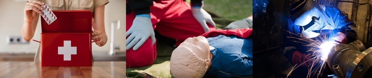 first aid and worker safety